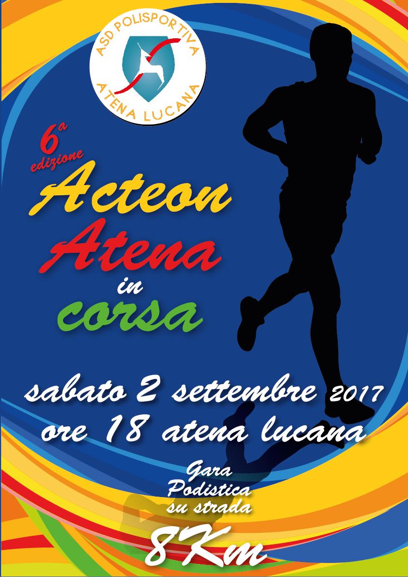 Acteon - Atena Lucana