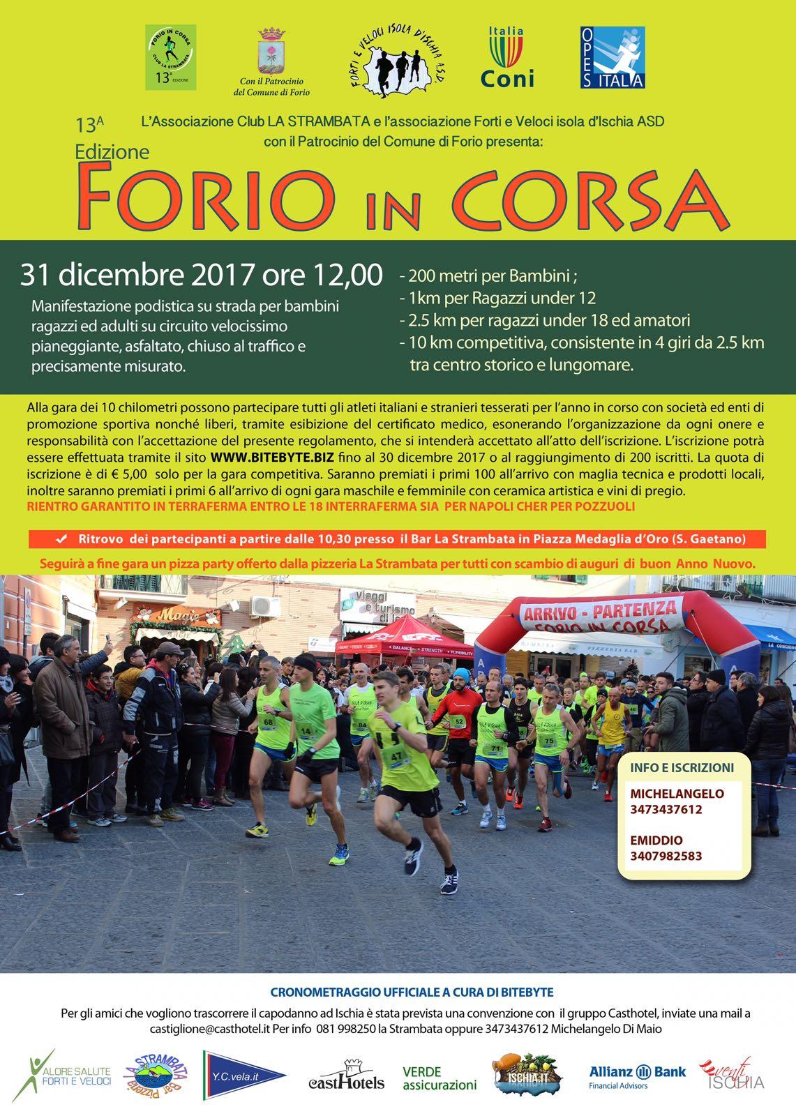 Forio-in-Corsa