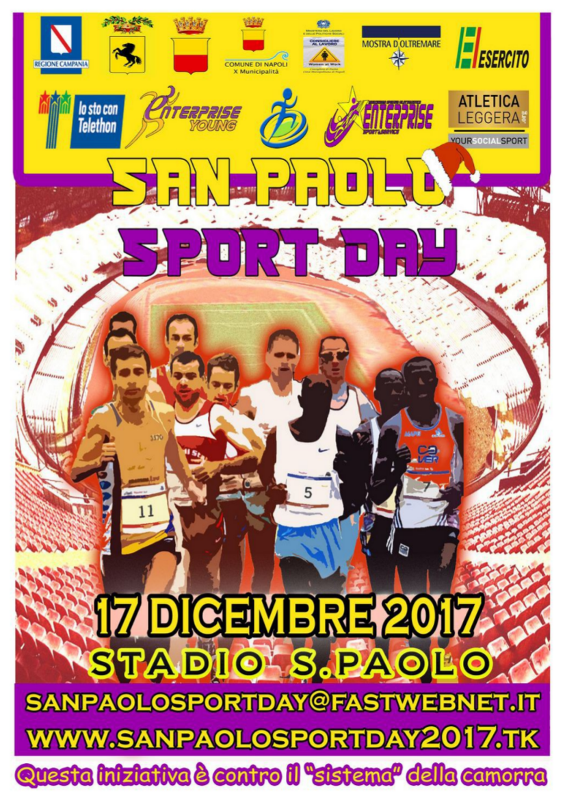 San Paolo Sport Day 2017