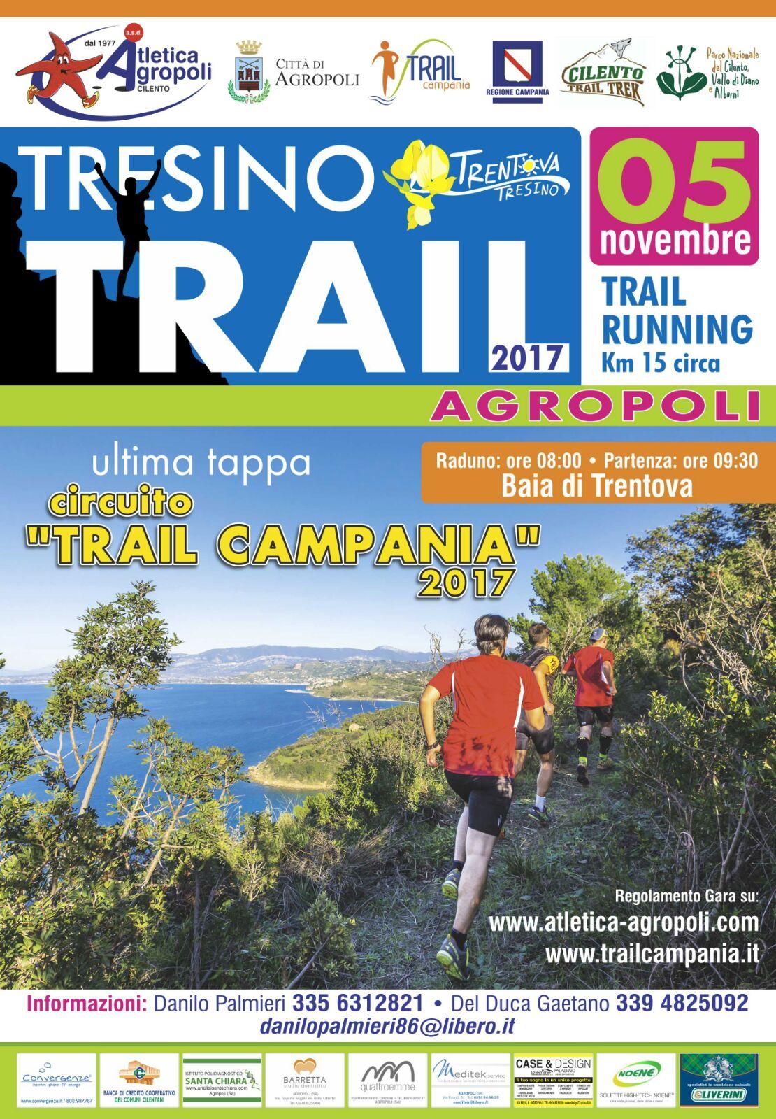 Tresino Trail 2017