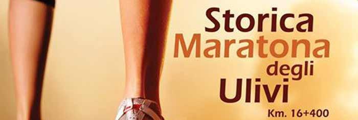 Storica Maratona degli Ulivi