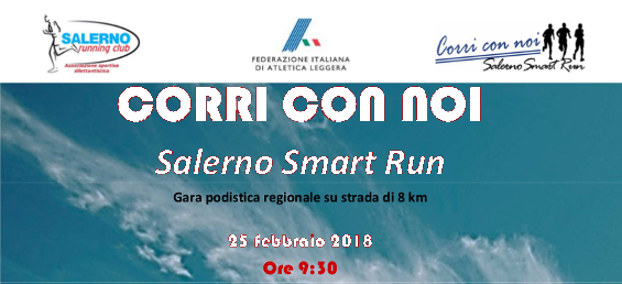 Corri Con Noi - Salerno Smart Run