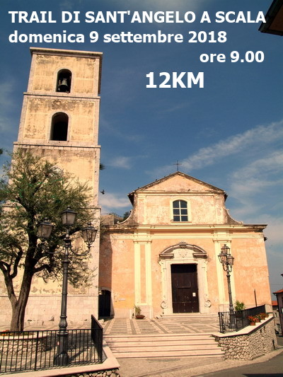 Trail Sant'Angelo a Scala