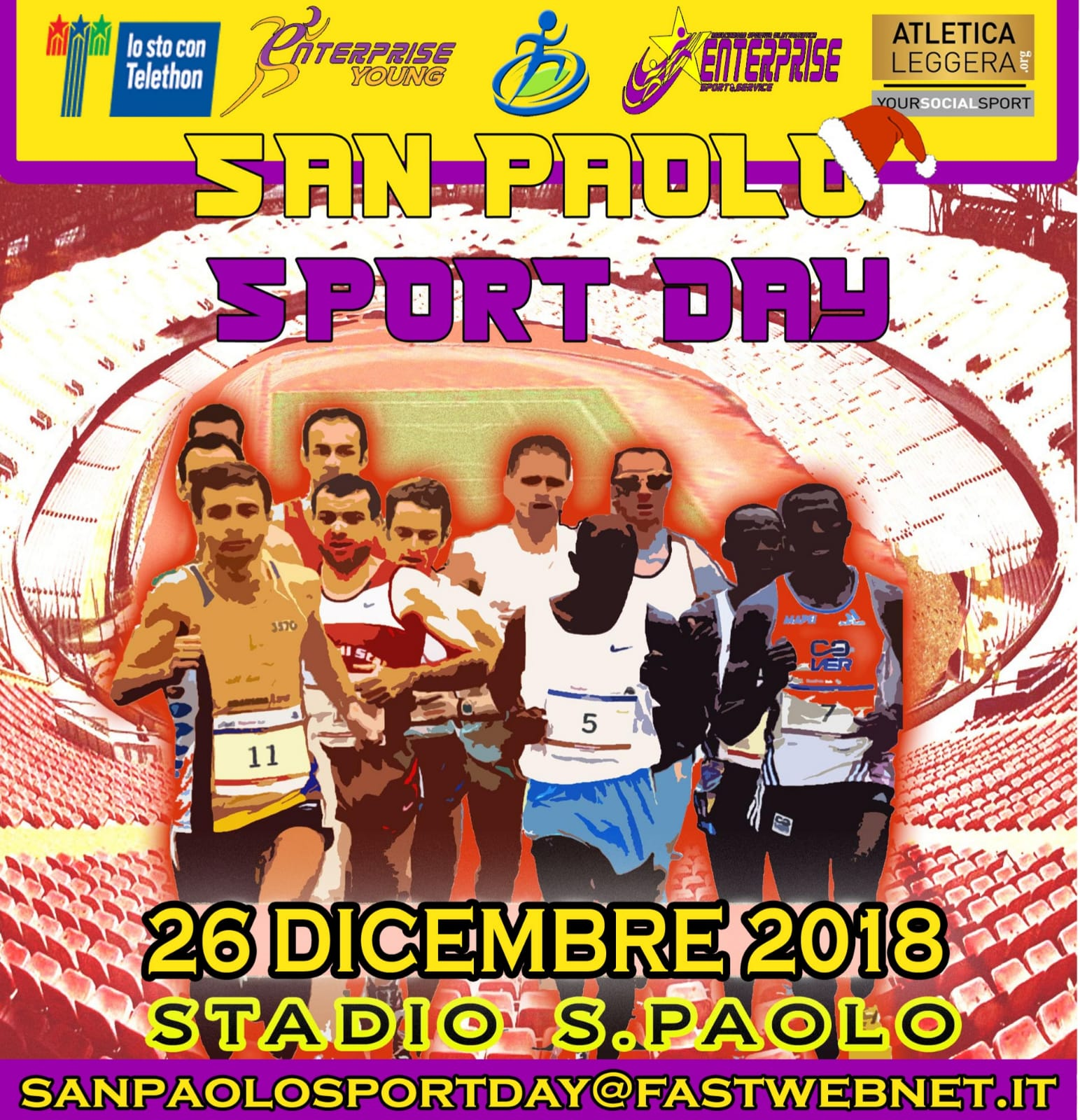 SAN PAOLO SPORT DAY